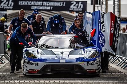 Jan Magnussen pense que Ford a masqué ses performances avant Le Mans