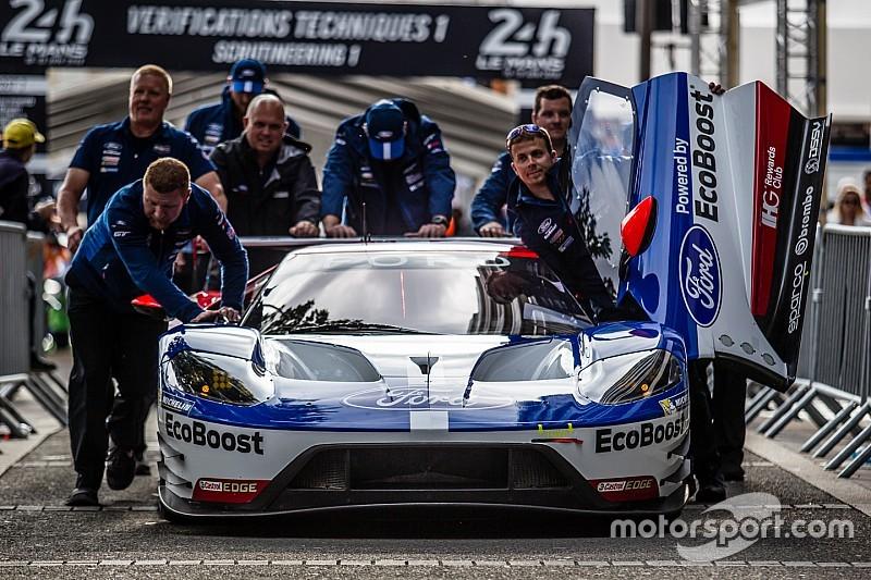 Per Magnussen la Ford si è nascosta per avere un BoP favorevole
