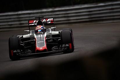 Le manque d'expérience de Haas, handicap à Bakou selon Grosjean