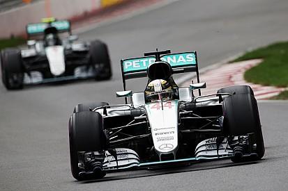 """Hamilton şansının dönmesini """"hiç beklemiyormuş"""""""