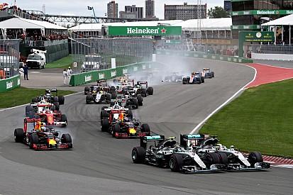 Las notas del Gran Premio de Canadá 2016