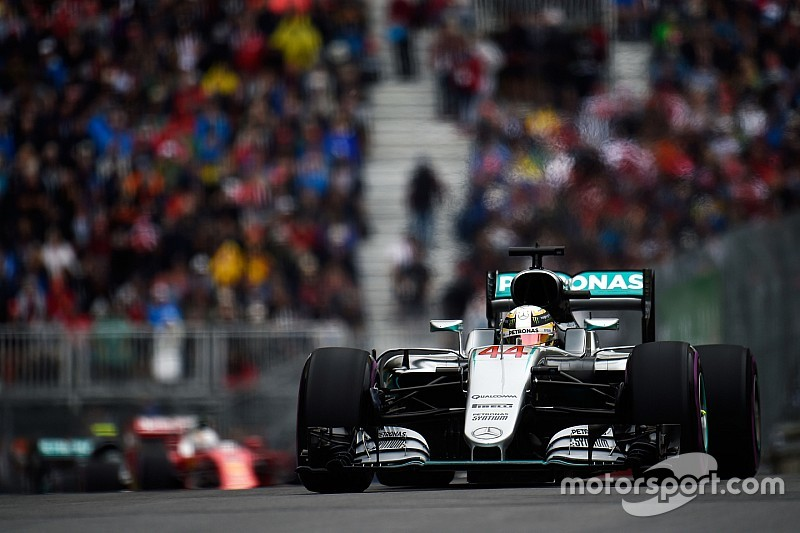 Comment Ferrari a tâtonné sous la pression de Hamilton