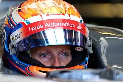Nous devons mieux comprendre les pneus, affirme Grosjean