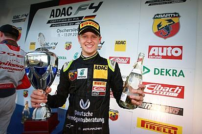 Újabb Mick Schumacher-pole a Formula 4-ben