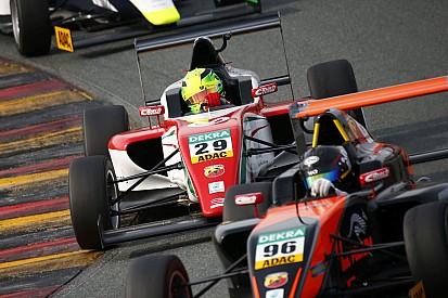 Újabb negyedik hely Schumacher fia neve mellett