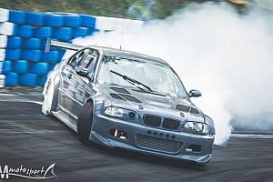 Kerényi Ádámmal a soraiban rajtol el a hétvégén a Drift Európa-bajnokság