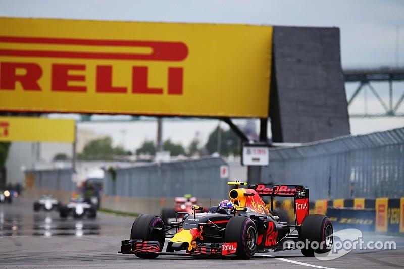 """""""Red Bull verliest al 1,2 seconden op het rechte stuk in Baku"""", stelt Marko"""