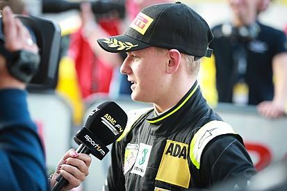 Mick Schumacher harmadik lett az időmérőn Oscherslebenben