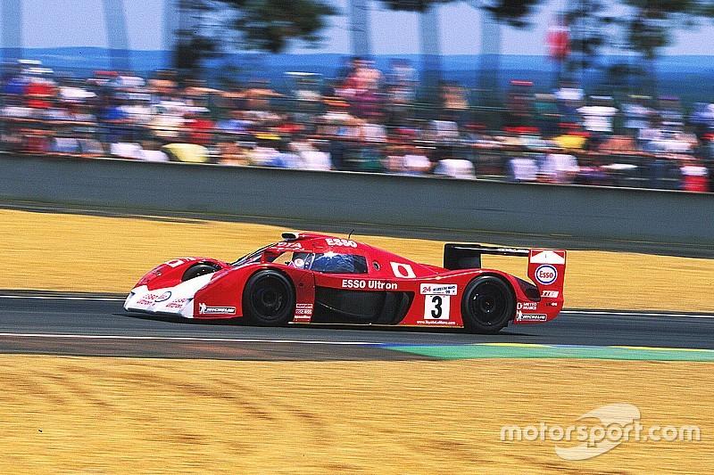 Fotostrecke: Alle Le-Mans-Autos von Toyota