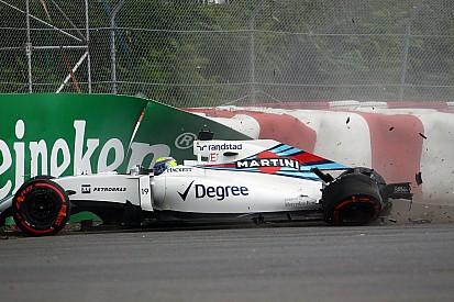 Column Felipe Massa: Crashes en comebacks in Canada