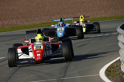 Mick Schumacher negyedik lett az első versenyen a Sachsenringen