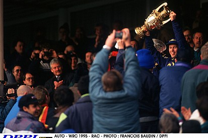 20 éve lett világbajnok Colin McRae a Subaruval