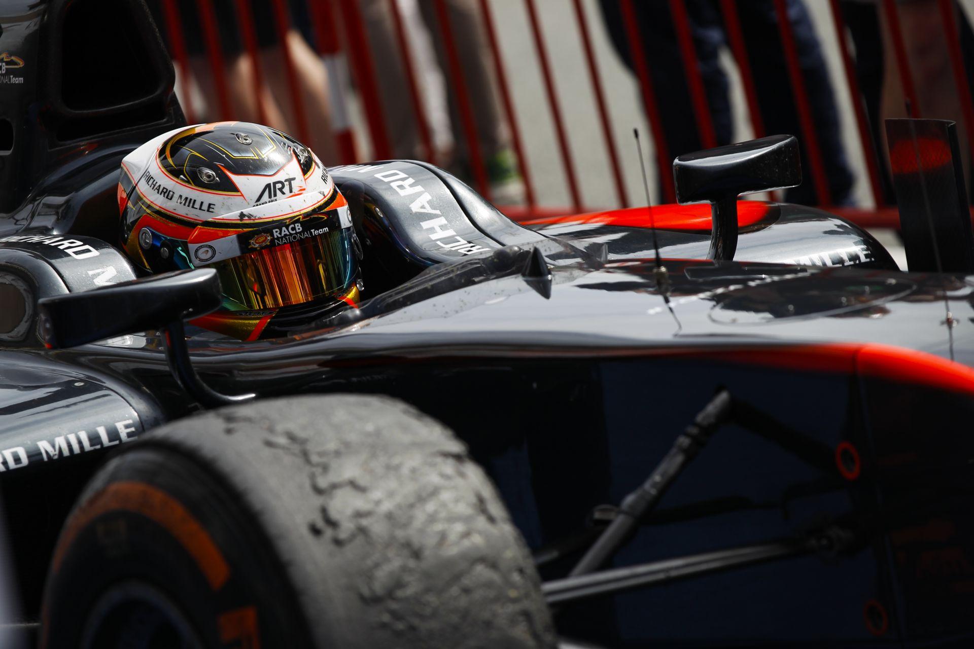 Hivatalos: Vandoorne a GP2 új bajnoka!