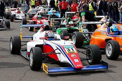 Formula 4: Schumacher 12. lett Oscherslebenben
