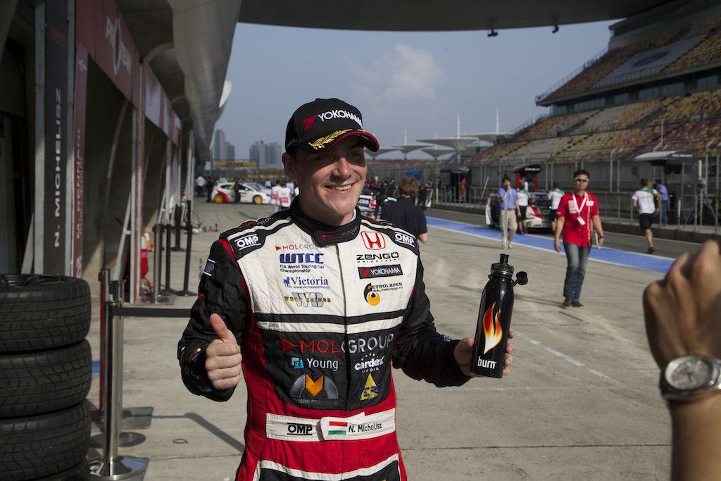 Összefoglalók a WTCC sanghaji futamairól: a Citroen és a Honda nyert Kínában