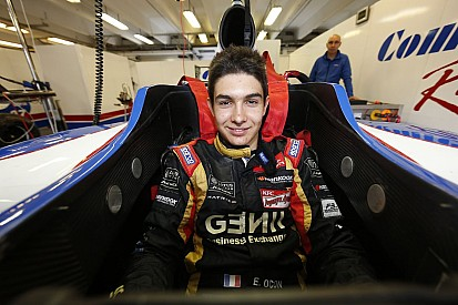 Az idei F3-as bajnok már üléspróbán is volt a Lotusnál: van olyan jó, mint Verstappen