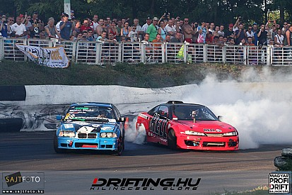 0 cm távolság és füstbe ment tervek…Oláh-Gumi Rallycross & Drift Országos Bajnoki Fesztivál