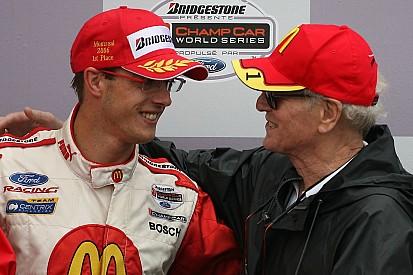 """Paul Newman - Légende du Mans et """"grand-père américain"""" pour Bourdais"""