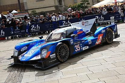 """Alpine au Mans: """"Les gens sont derrière la marque"""""""