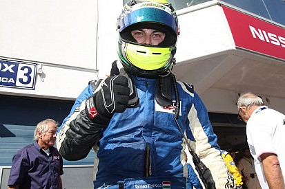 Kiss Pál Tamás nagyon boldog volt Estorilban: megvan a második hely összetettben, újabb győzelem