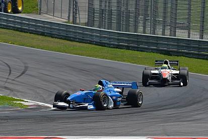 Tamás újra a címet tartja szem előtt az AutoGP-ben: két második hely Ausztriában