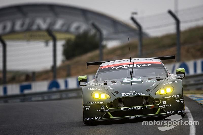 Así es una vuelta a Le Mans