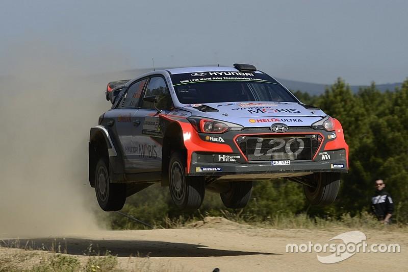 Hyundai: Neuville e Paddon i piloti titolari nel Rally di Finlandia