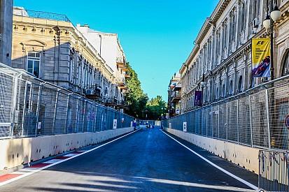 Diaporama - À la découverte du circuit de Bakou
