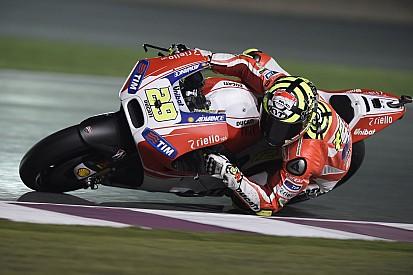 MotoGP: A Ducati úgy érzi, hogy a két liter üzemanyag nem fog hiányozni