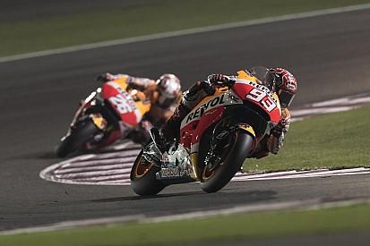 MotoGP: Marquez magabiztos öt száraz kör után