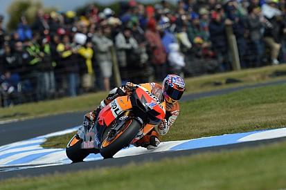 MotoGP: A Honda azt akarta, hogy Stoner a dobogóért harcolhasson
