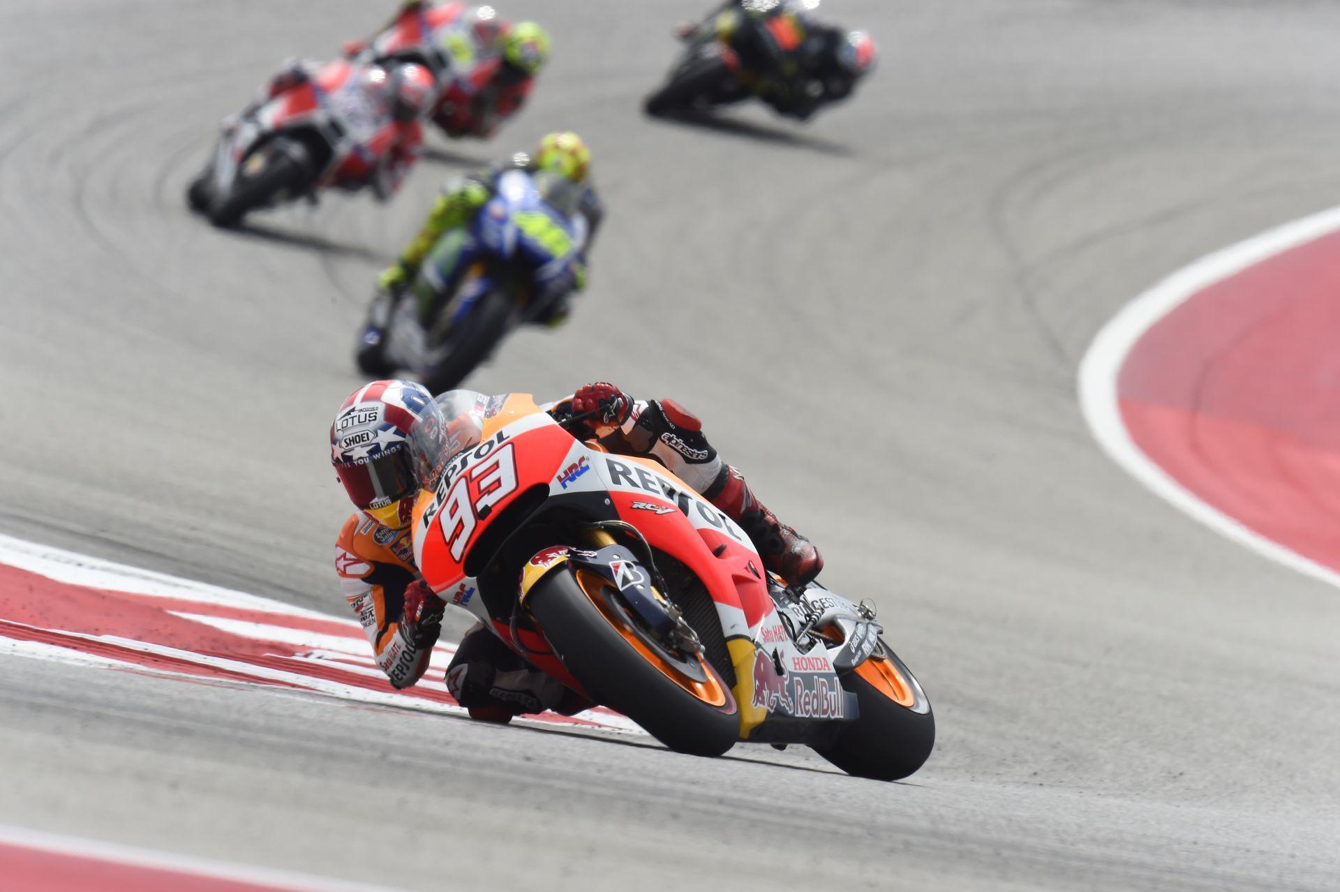 MotoGP: Márquez szerint a dolgok fokozatosan fejlődnek