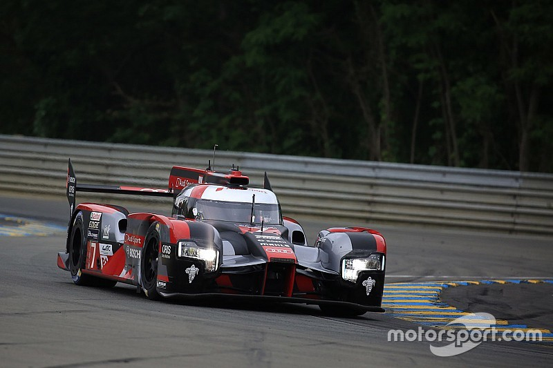 Audi mag na Le Mans meer brandstof aan boord nemen