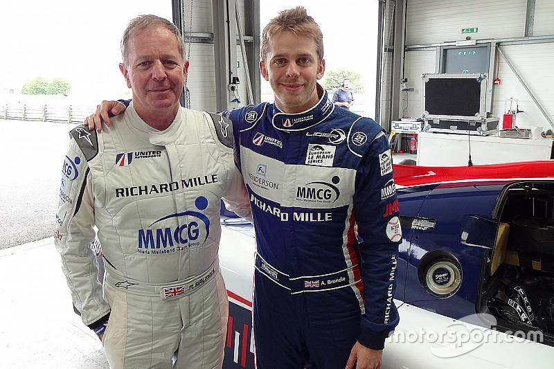 Exclusief: Martin Brundle's Le Mans video blog