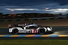 Porsche con la pole position provisional en Le Mans