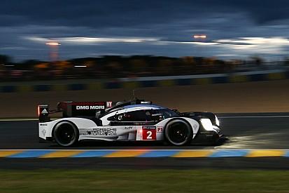 ル・マン24時間予選1回目:ポルシェ2号車が暫定ポールポジション獲得。トヨタ3-4位