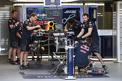 Avrupa GP'si öncesi kullanılan güç ünitesi sayıları açıklandı