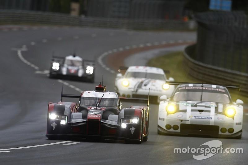 Größtes Starterfeld aller Zeiten in Le Mans stellt LMP1-Fahrer vor Probleme