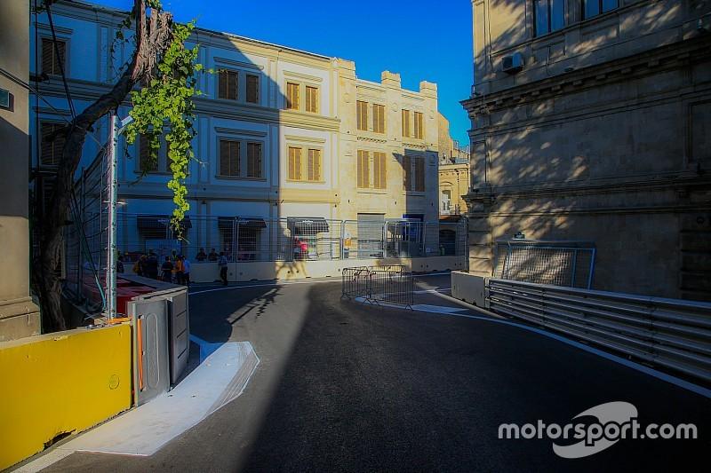 """Pérez affirme que Bakou est le circuit de F1 """"le plus difficile"""""""
