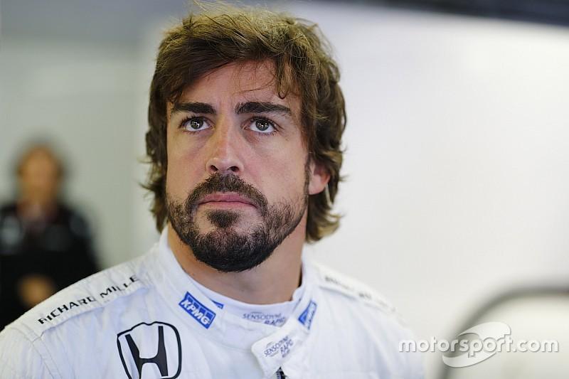 Alonso wil dat McLaren 2016-bolide blijft doorontwikkelen