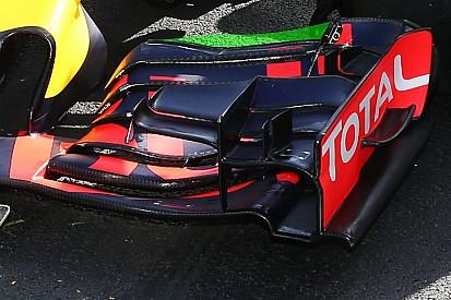 Formel-1-Technik: Neuerungen beim Grand Prix von Europa