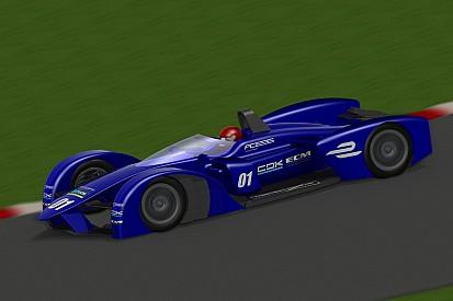 TEOS candidat pour fournir le châssis de Formule E en 2018