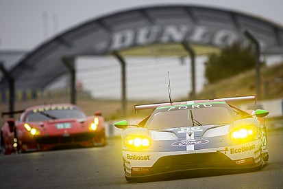 Le Mans GTE Pro-teams riskeren in-race straffen voor BoP-manipulatie