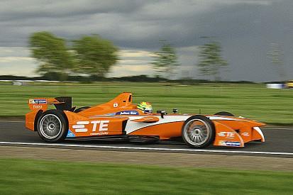 A Snetterton il primo test del powertrain made-in-Andretti!