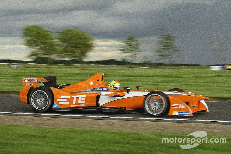 A Snetterton il primo test del powertrain made-in-Andretti!
