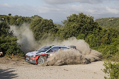Hyundai: prima uscita della i20 WRC 2017. E' la versione a 3 porte!