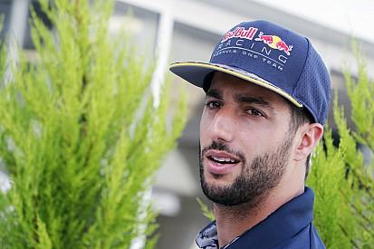 Ricciardo heureux que l'accord jusqu'en 2018 avec Red Bull ait été rendu public