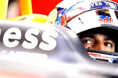 EL1 - Apprentissage brutal de Bakou pour Ricciardo