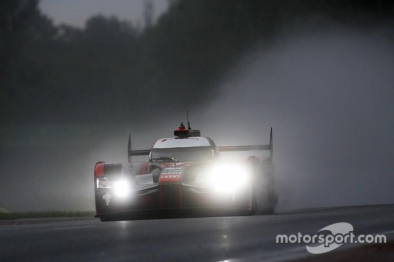 """Lotterer - """"Pas la préparation la plus facile pour Le Mans"""""""