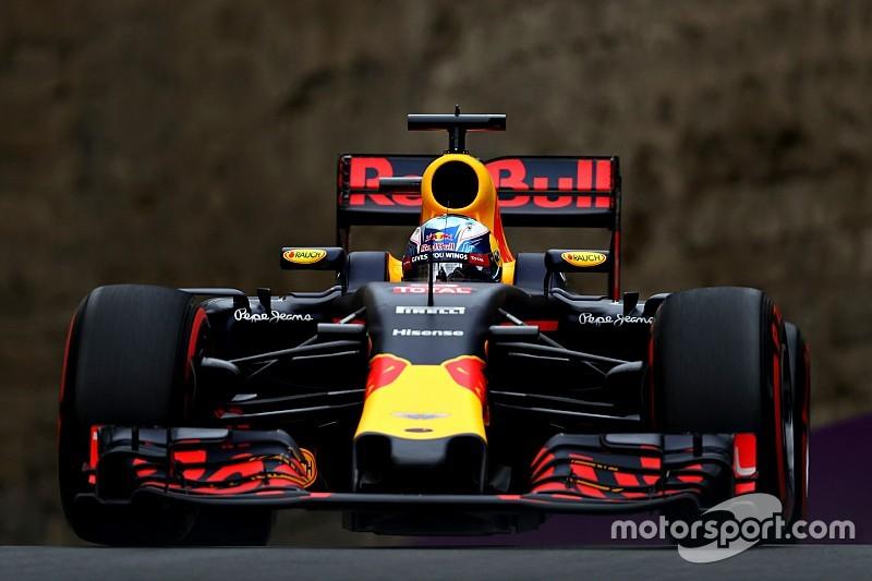 Ricciardo sabe qué es lo que le falta a Red Bull en Bakú
